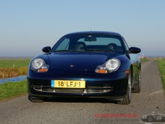 Porsche 911 (996) Carrera Cabriolet