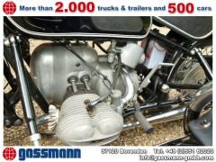 BMW R69S mit Steib Seitenwagen