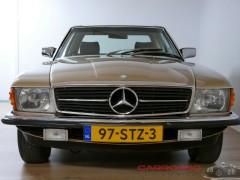 Mercedes Benz 380SL SL 380 original 9.638 Meilen !